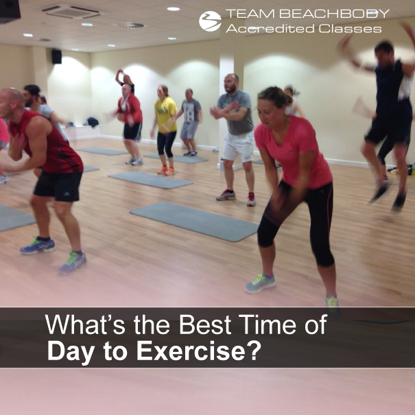 best-time-to-exercise